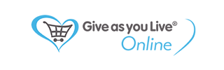 Give as You Live Button